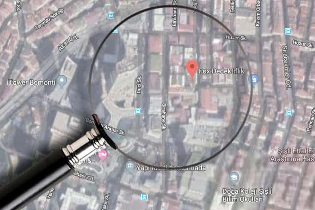 adres tespiti